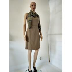Midi Waist fitted Dress