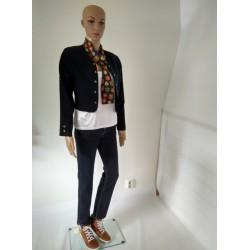 Sporty  Blazer  Outfit