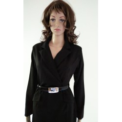 Womens Office Dress Suits Collar
