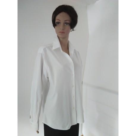 Harvest White Long Classic Shirt