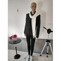 Black Slim Blazer Outfit