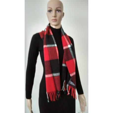 Fine-knit Mock Turtleneck Sweater