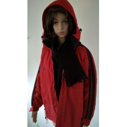 Light Winter Jacket with Hood