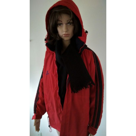 Light Winter Jacket with Hood